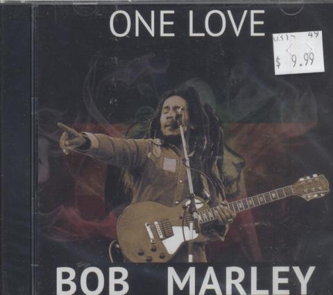 Bob Marley CD