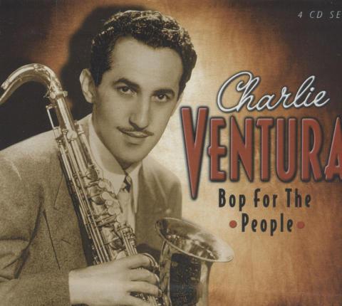 Charlie Ventura CD