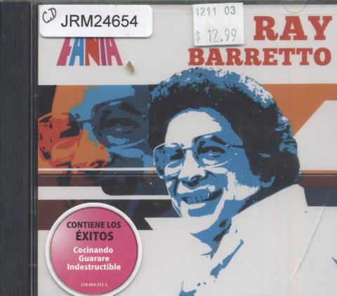 Ray Barretto CD
