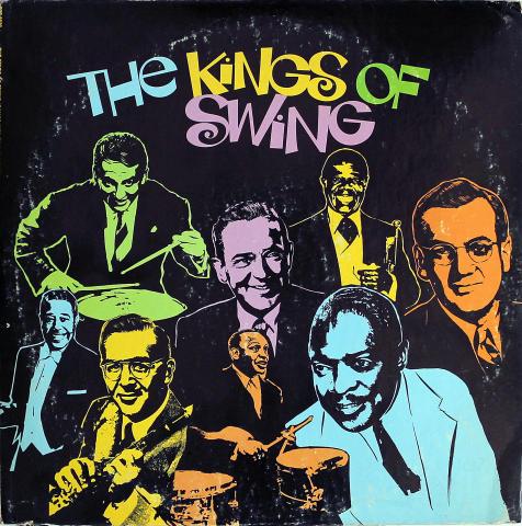 """The Kings Of Swing Vinyl 12"""""""