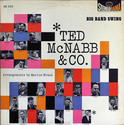 "Ted McNabb & Co. Vinyl 12"""