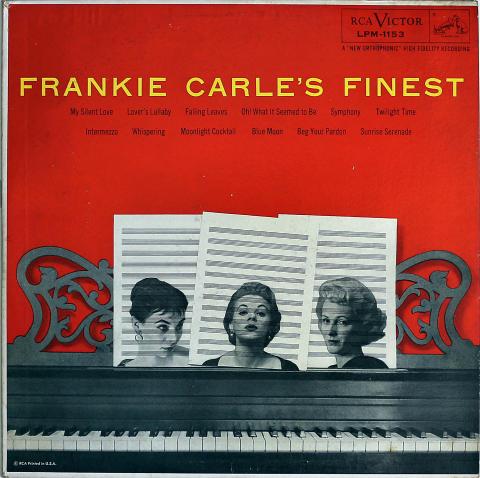 """Frankie Carle Vinyl 12"""""""