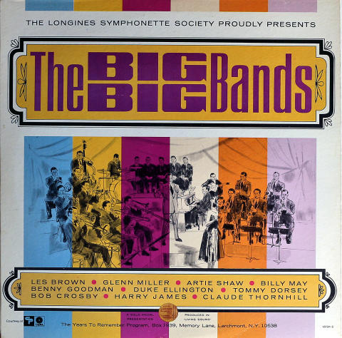 The Big Big Bands Vinyl 12""