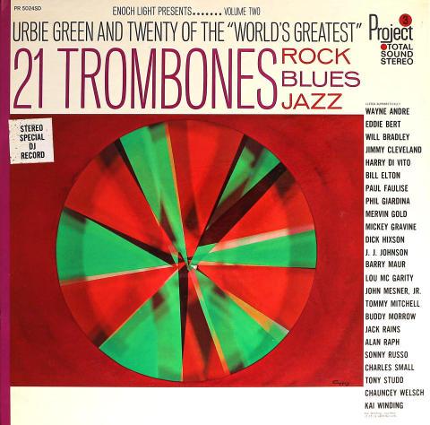 """Rock Blues Jazz Vinyl 12"""""""