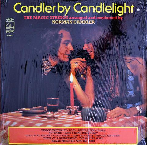 "Norman Candler Vinyl 12"""