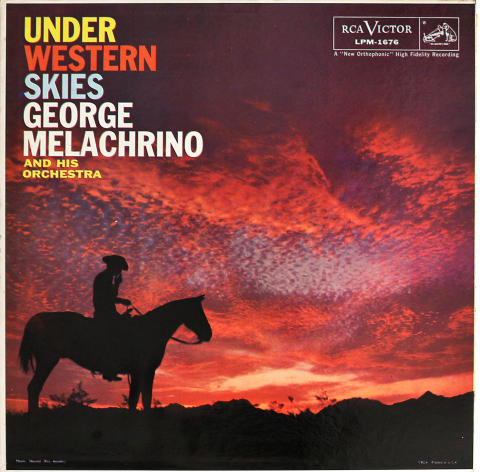 """George Melachrino And His Orchestra Vinyl 12"""""""