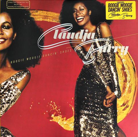 "Claudia Barry Vinyl 12"""