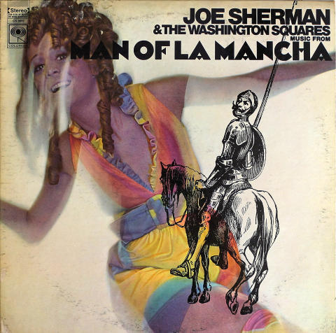 """Joe Sherman & The Washington Squares Vinyl 12"""""""