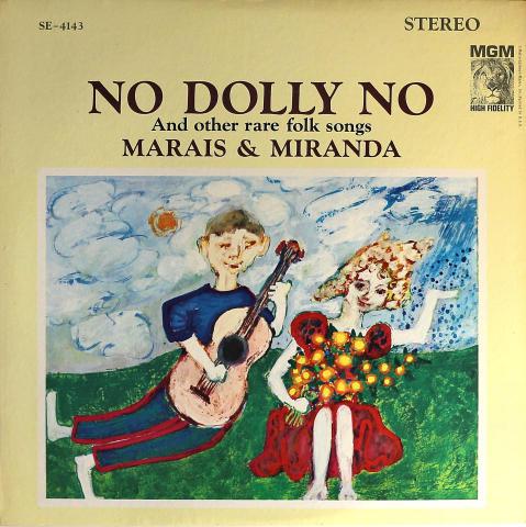 "Marais & Miranda Vinyl 12"""