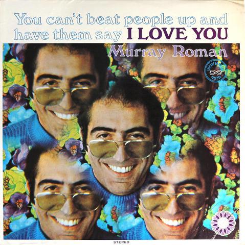 "Murray Roman Vinyl 12"""