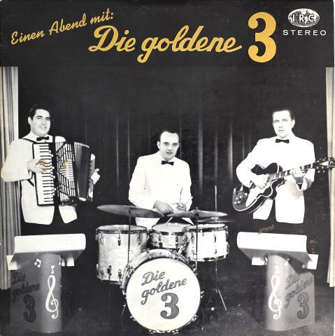 """Die Goldene 3 Vinyl 12"""""""