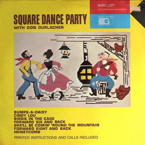"""Don Durlacher Vinyl 12"""""""