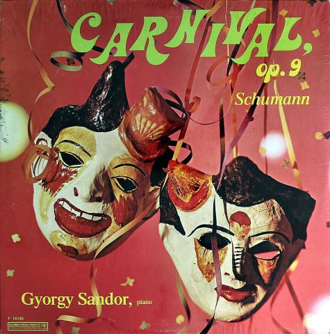 """Gyorgy Sandor Vinyl 12"""""""