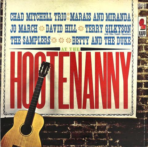 """At The Hootenanny Vinyl 12"""""""