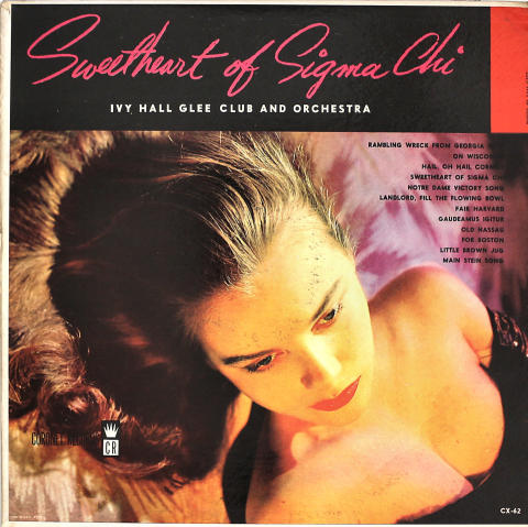 """Ivy Hall Glee Club And Orchestra Vinyl 12"""""""