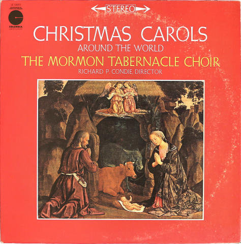 "The Mormon Tabernacle Choir Vinyl 12"""