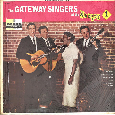 The Gateway Singers Vinyl 12""