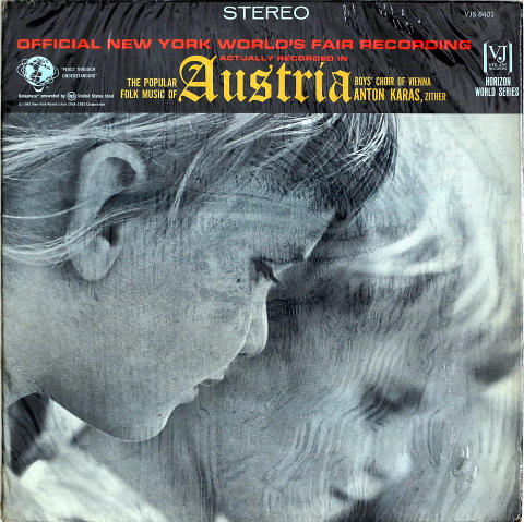 "Boys Choir Of Vienna Vinyl 12"""