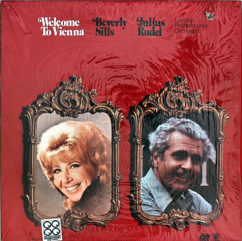 "Beverly Sills Vinyl 12"""