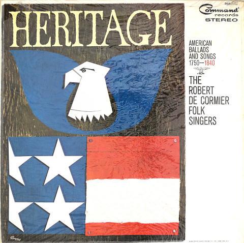 """The Robert De Cormier Folk Singers Vinyl 12"""""""