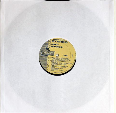 "Nancy Ames Vinyl 12"""