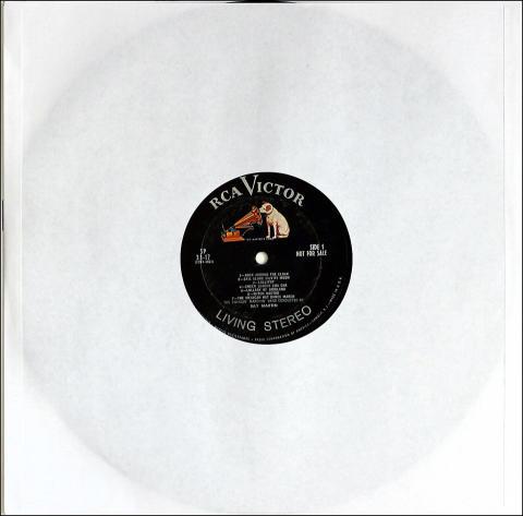 "The Swingin' Marchin' Band Vinyl 12"""