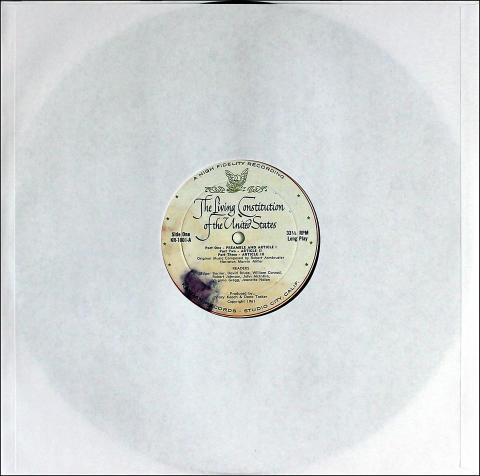 """Robert Armbruster Vinyl 12"""""""
