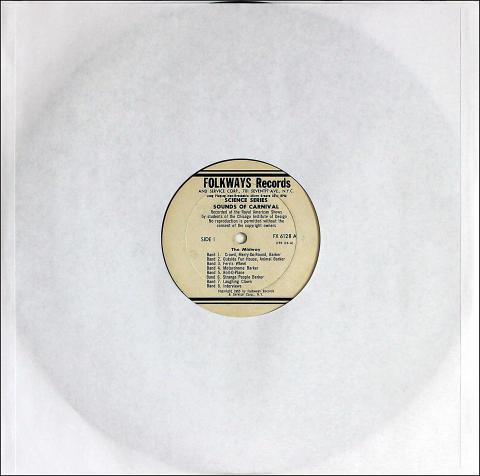 """Chicago Institute Of Design Vinyl 12"""""""