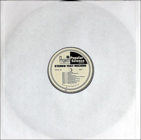 "Popular Science Monthly Vinyl 12"""