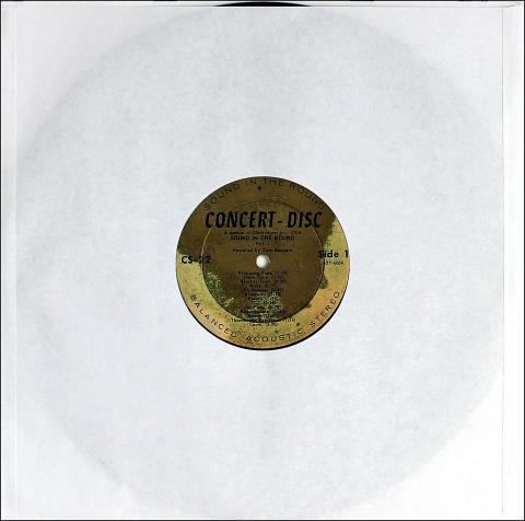 """Tom Mercein Vinyl 12"""""""