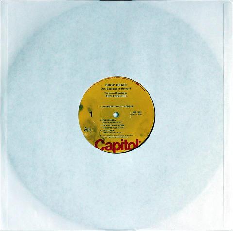 """Arch Oboler Vinyl 12"""""""