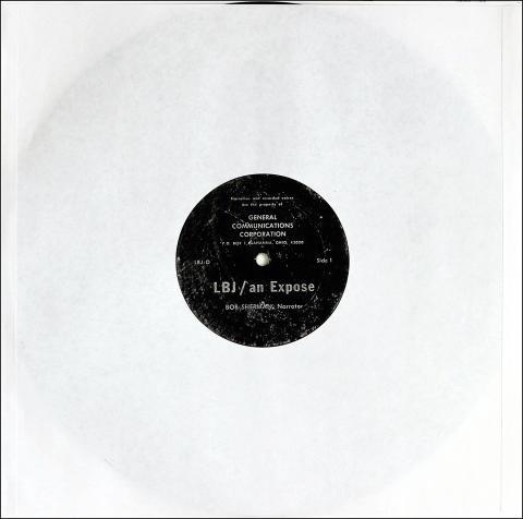 """Bob Sherman Vinyl 12"""""""