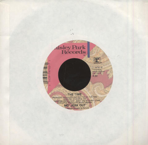"The Time Vinyl 7"" (Used)"