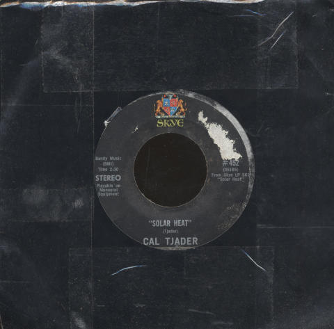 "Cal Tjader Vinyl 7"" (Used)"