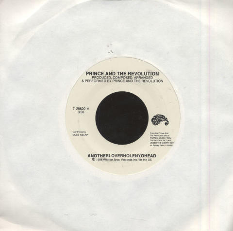 "Prince & the Revolution Vinyl 7"" (Used)"