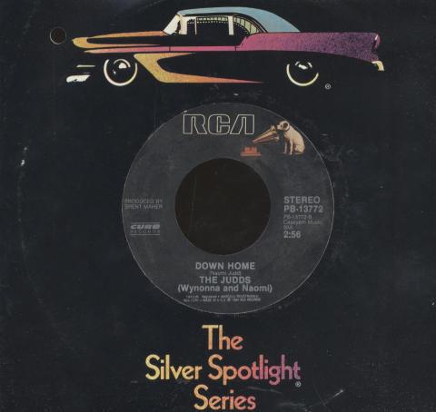 "The Judds Vinyl 7"" (Used)"