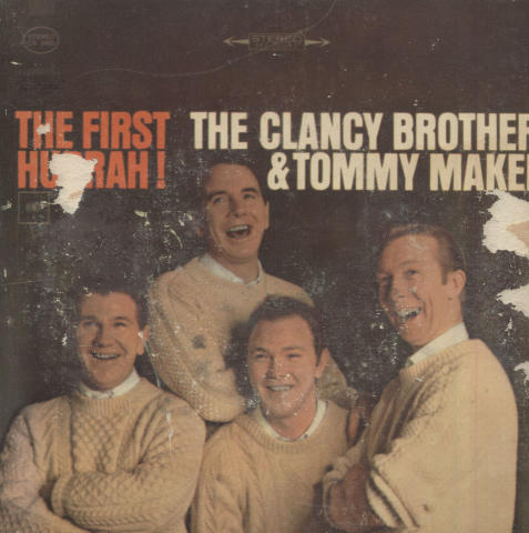 """The Clancy Brothers & Tommy Makem Vinyl 7"""" (Used)"""