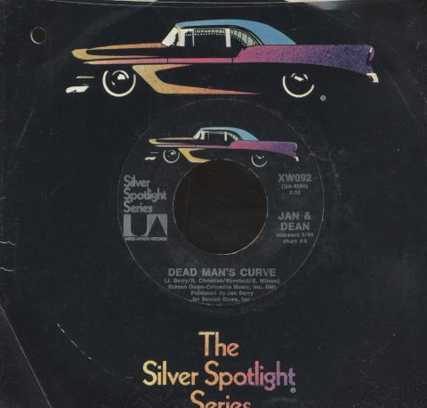 """Jan and Dean Vinyl 7"""" (Used)"""