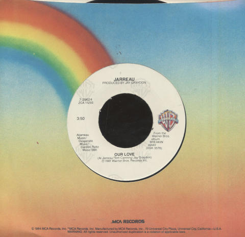 """Al Jarreau Vinyl 7"""" (Used)"""