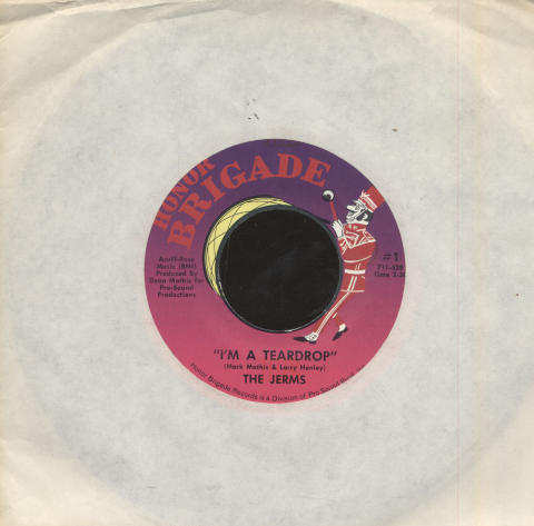 """The Jerms Vinyl 7"""" (Used)"""