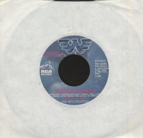 "Waylon & Jessi Vinyl 7"" (Used)"