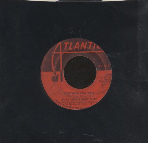 "Billy Very & Judy Clay Vinyl 7"" (Used)"