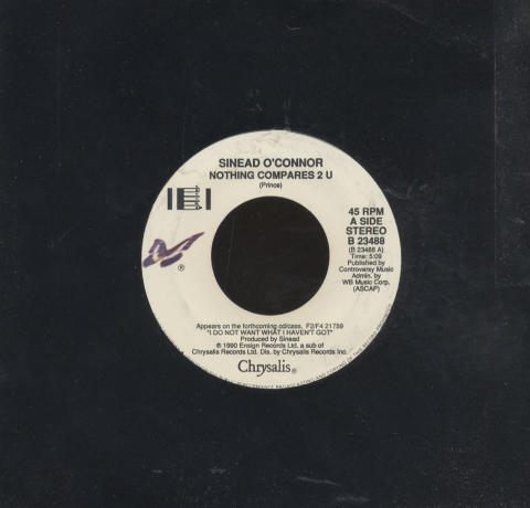 "Sinead O'Connor Vinyl 7"" (Used)"