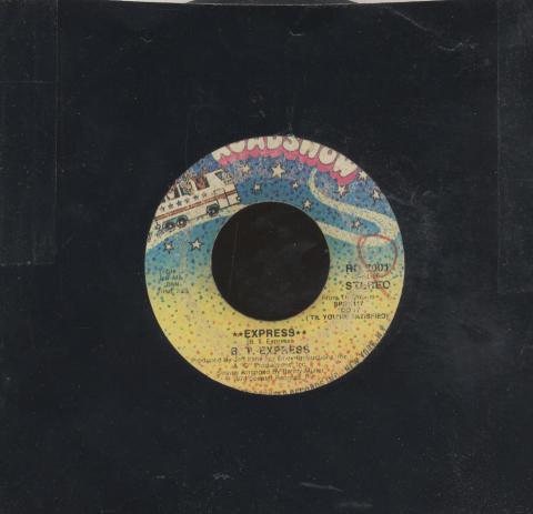 "B.T. Express Vinyl 7"" (Used)"