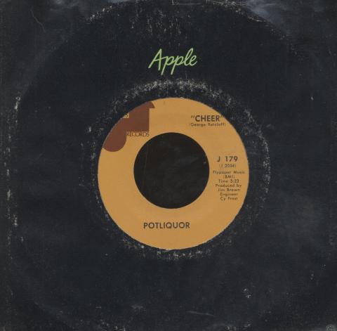"""Potliquor Vinyl 7"""" (Used)"""