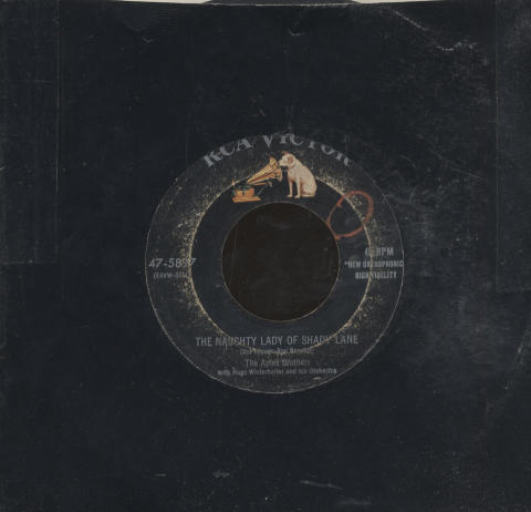 """The Ames Brothers Vinyl 7"""" (Used)"""