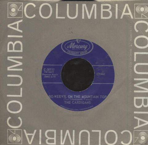 "The Cardigans Vinyl 7"" (Used)"