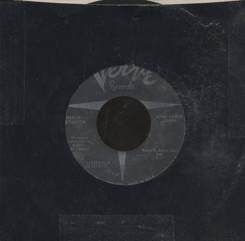 "Oscar Peterson Vinyl 7"" (Used)"