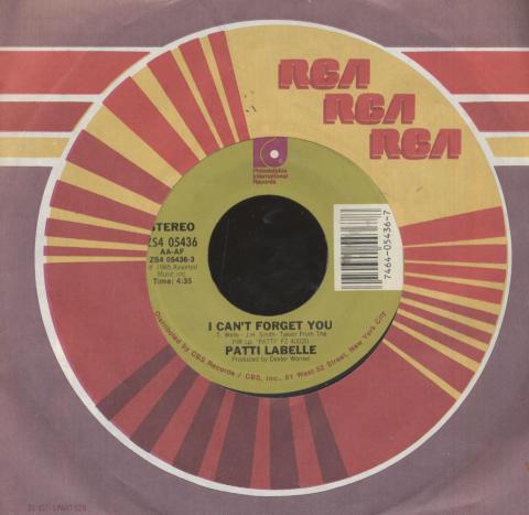 """Patti LaBelle Vinyl 7"""" (Used)"""