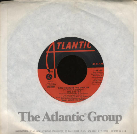 """The System Vinyl 7"""" (Used)"""